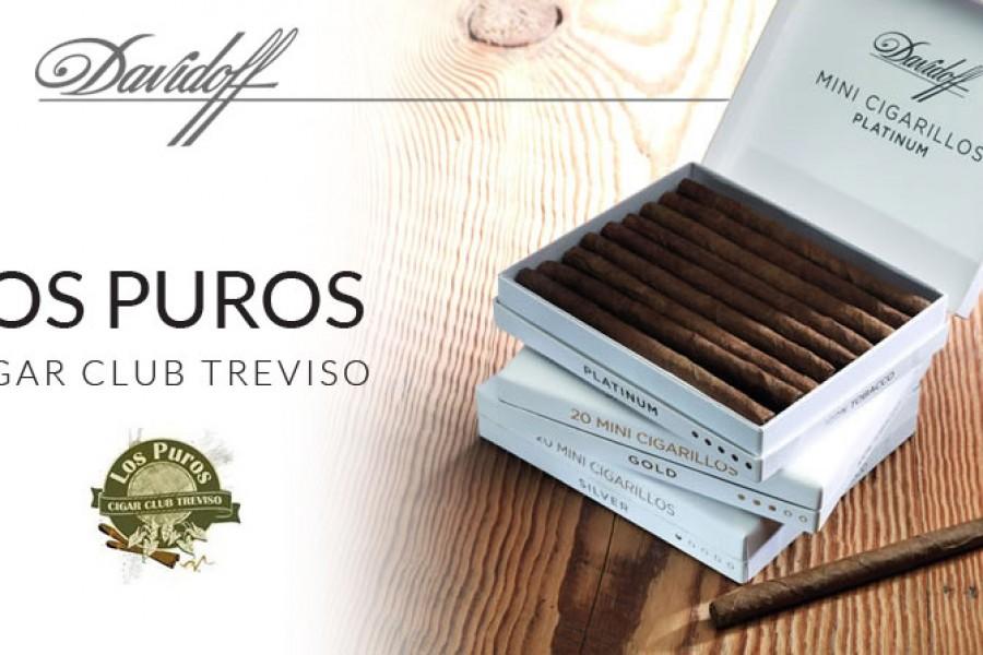 Los Puros Cigar Club Treviso a cena Alla Pasina