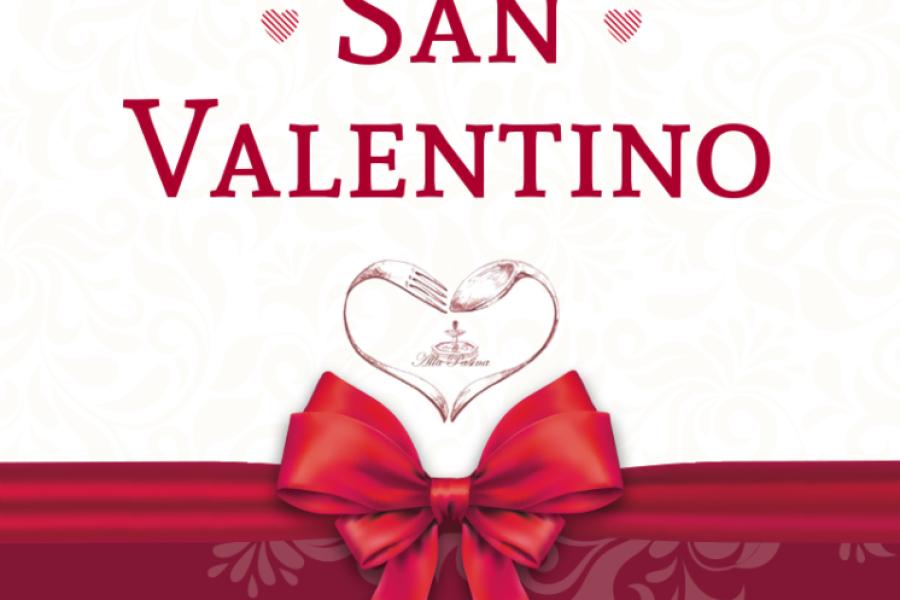 Un San Valentino specialeAlla Pasina