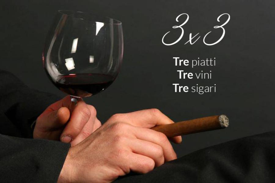 """Serata """"3×3"""" :Los Puros Cigar Club Treviso"""