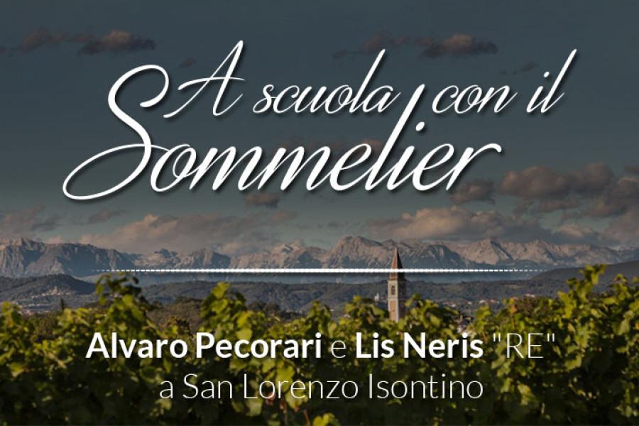 """Alvaro Pecorari e Lis Neris """"RE""""a San Lorenzo Isontino"""