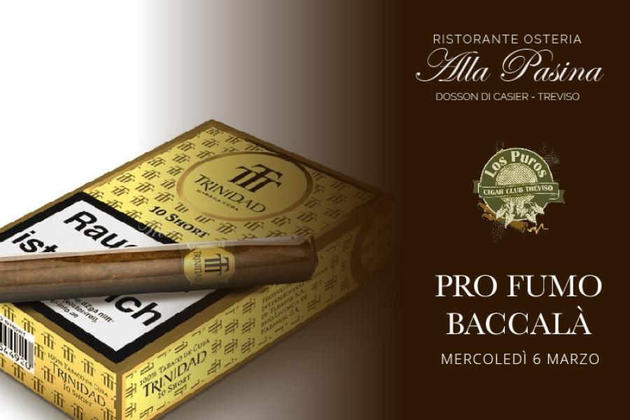 Pro Fumo Baccalà