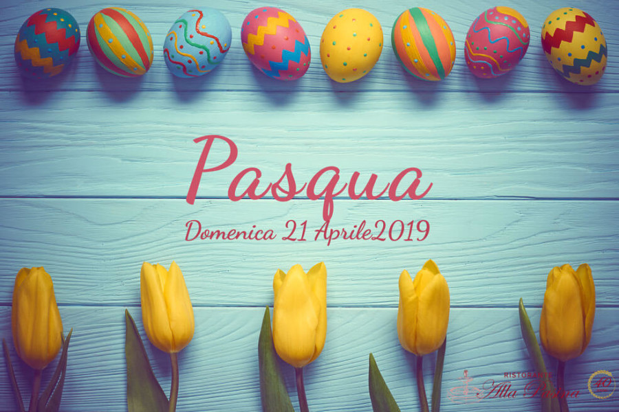 PasquaAlla Pasina