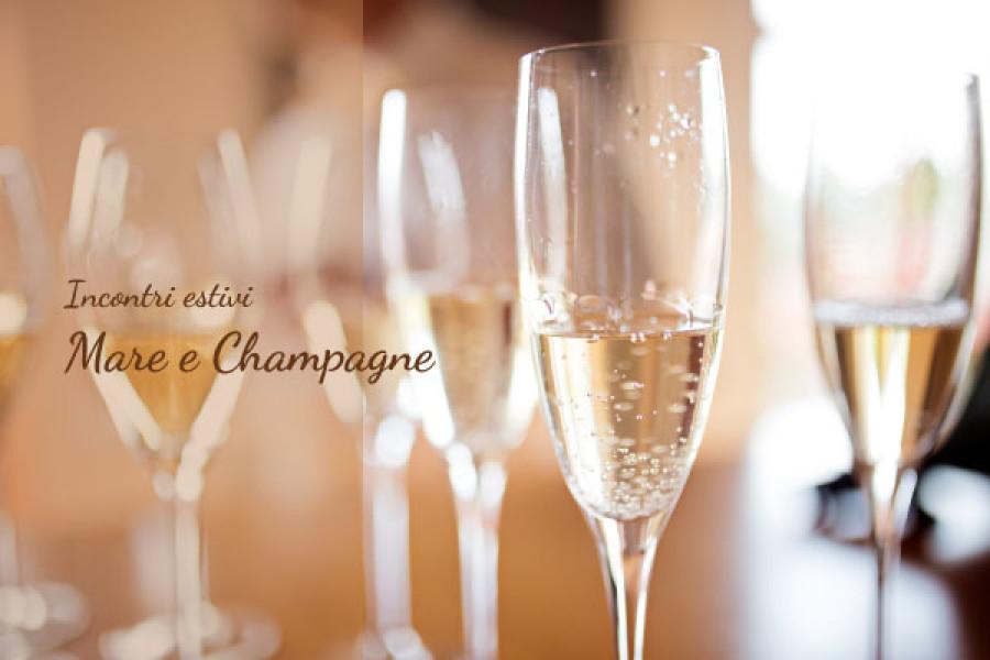 Incontri estivi – Mare e Champagne