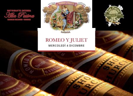 Romeo Y Julieta 2019
