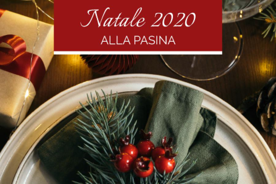 Natale 2020… Alla Pasina