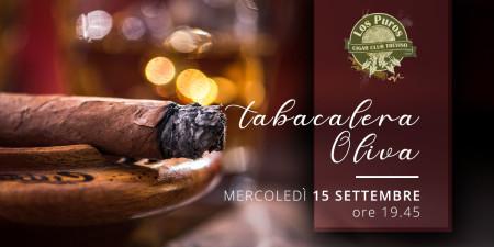 LOS PUROS CIGAR CLUB TREVISO presenta… Serata TABACALERA OLIVA